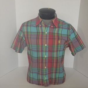 Men's Ralph Lauren button down shirt